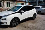 2019款 北汽新能源EX3 R600 劲潮版