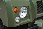 2018款 北汽制造勇士 2.5T 五门四驱柴油版 国V