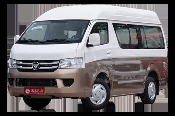福田风景G7 2.0L 商运版 长轴高顶  5座厢货