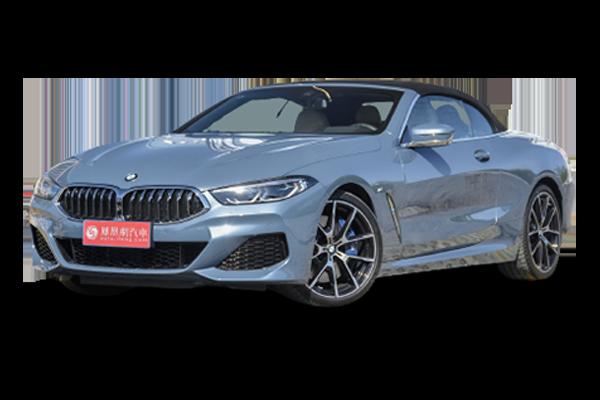 BMW 8系 840i 敞篷轿跑车首发限量版