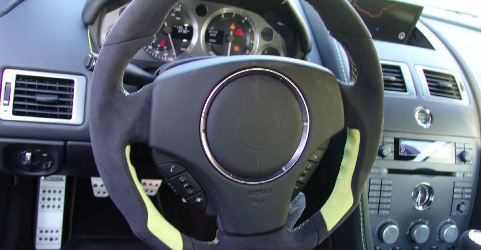 迈莎锐MANSORY阿斯顿马丁VANTAGE V8 定制项目,定制专线:15088779054