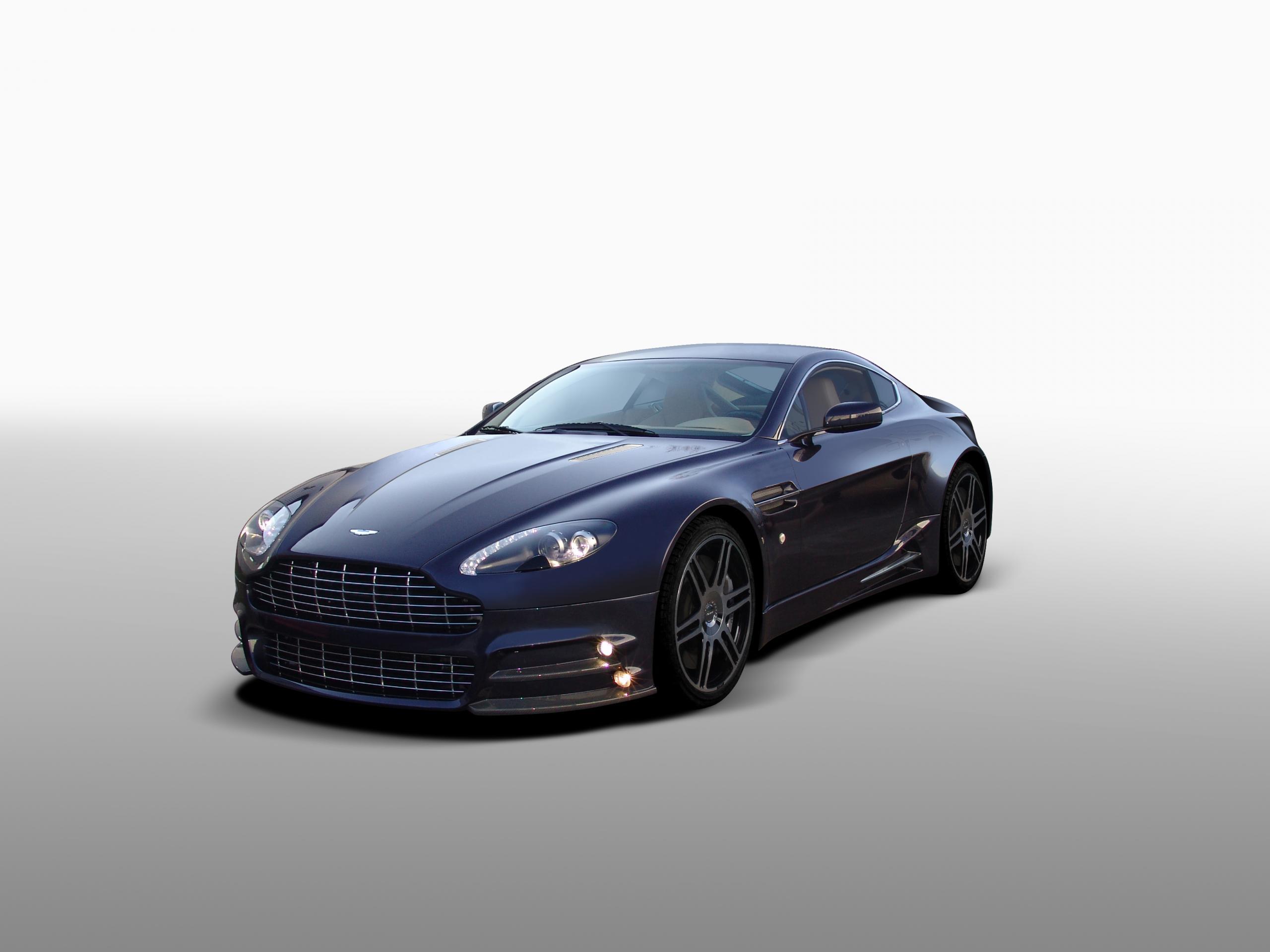 阿斯顿马丁Vantage V8 的MANSORY迈莎锐定制计划,定制专线:15088779054