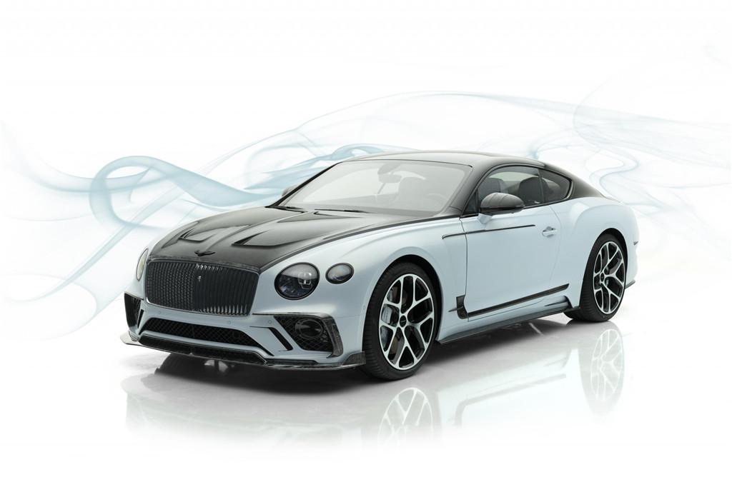 宾利欧陆BentleyGT Mansory迈莎锐版,定制专线:15088779054
