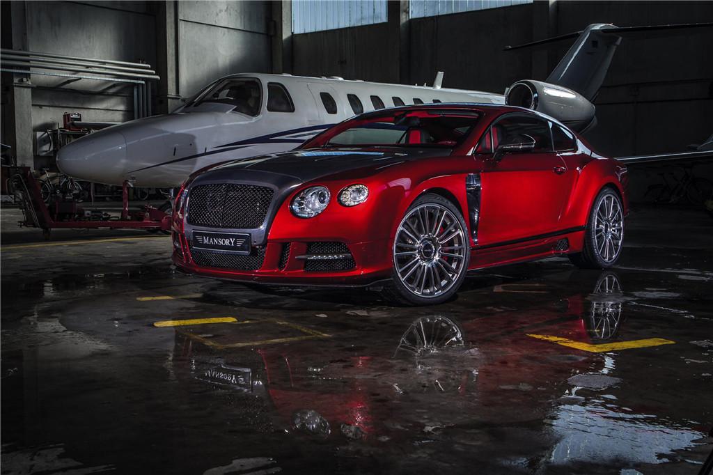 宾利Bentley GT的MANSORY迈莎锐定制计划,定制专线:15088779054
