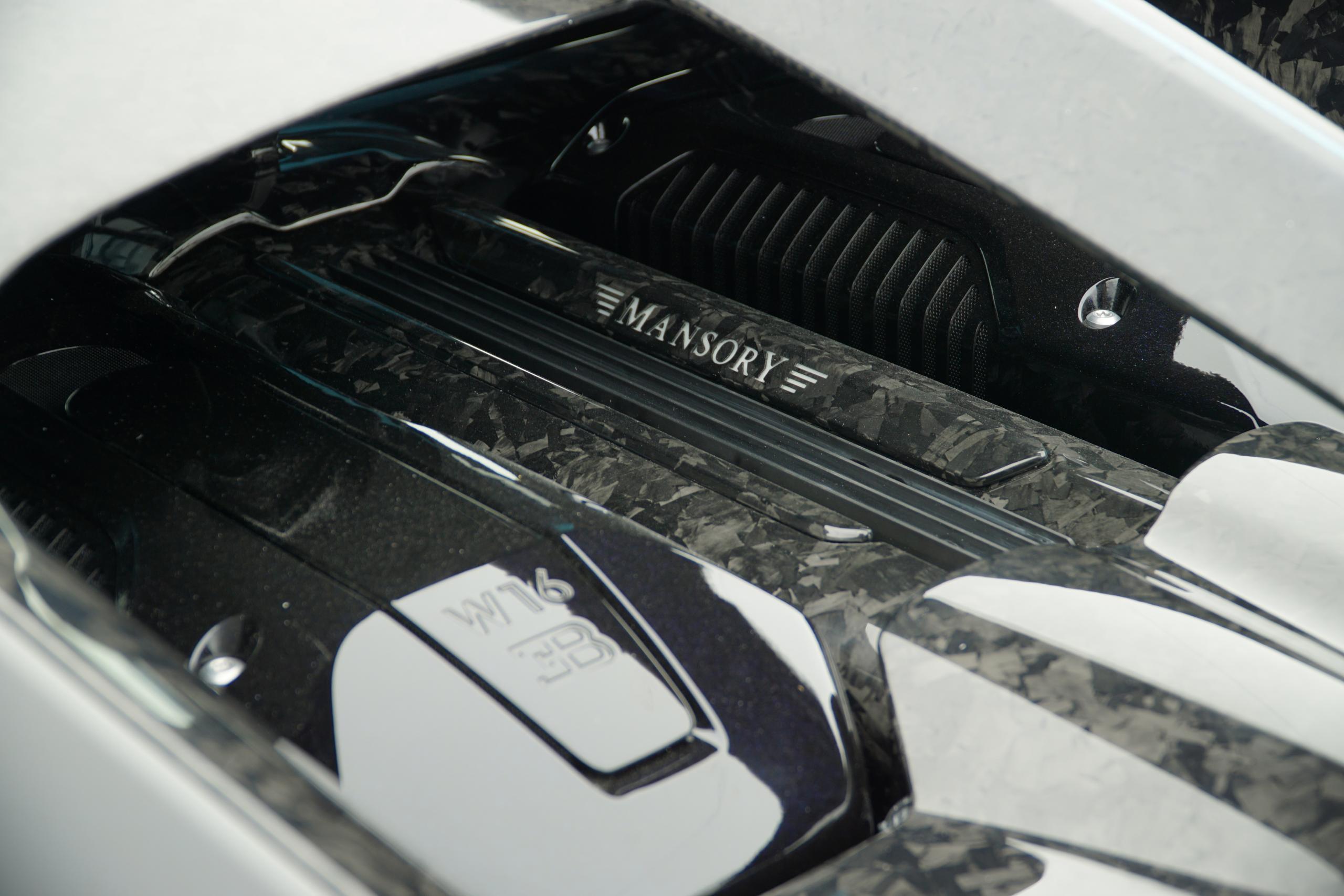 Mansory迈莎锐布加迪凯龙终极超级跑车,定制咨询:15088779054