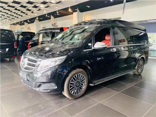 国六奔驰V260L价格优惠大促销