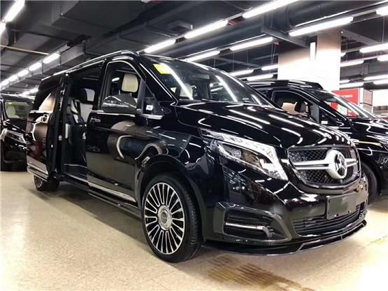[滚动]国六奔驰V260改装七座碳纤维材质价格