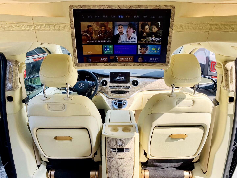 杭州奔馳v260l豪華商務車參數圖片報價_鳳凰網汽車