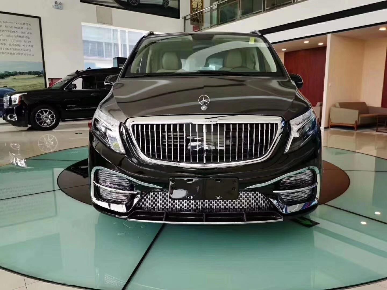 迈巴赫VS680改装商务 北京国六现车价格