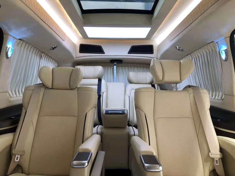 进口奔驰迈巴赫VS680商务车降价
