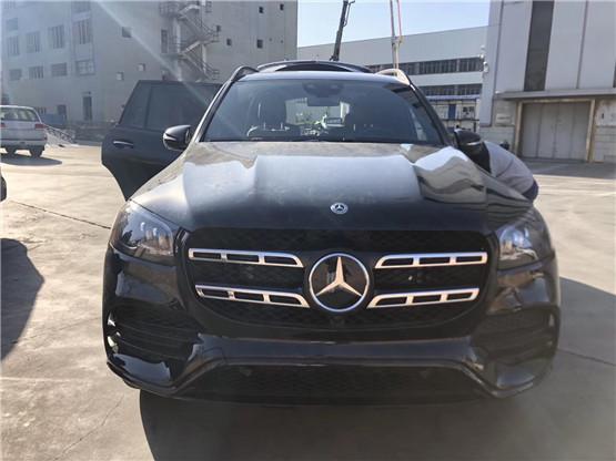 2020款奔驰GLS450华贵来袭进口现车接受