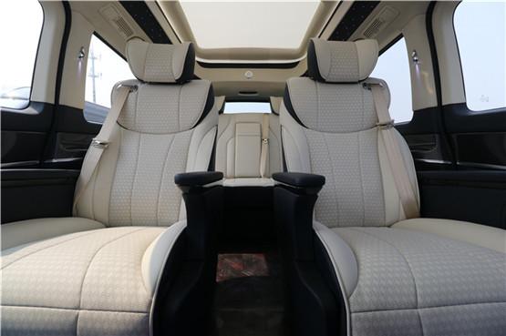 南京奔驰商务车七座国六新款V260L改装