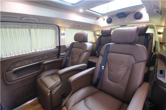 衢州奔驰商务车V260L新款国六销售价格
