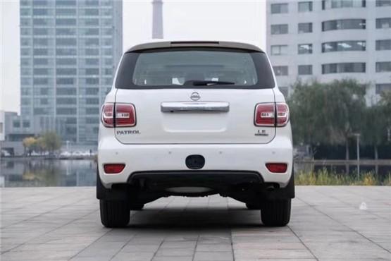 19款日产途乐5.6LE中东版 现车新报价可按揭