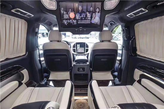 卓越品质奔驰VS680改装商务车优惠报价  咨询热线:15088779054