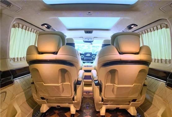 丽水奔驰商务车V260L七座销售价格多少