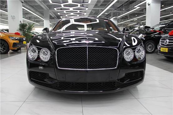 进口2019款宾利飞驰V8S现惠巨降 天津售