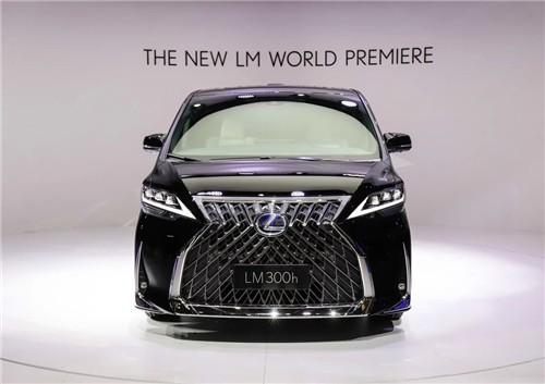 2020款雷克萨斯LM300新车上市火热