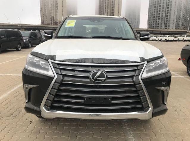 2019款雷克萨斯LX570现车 手续齐