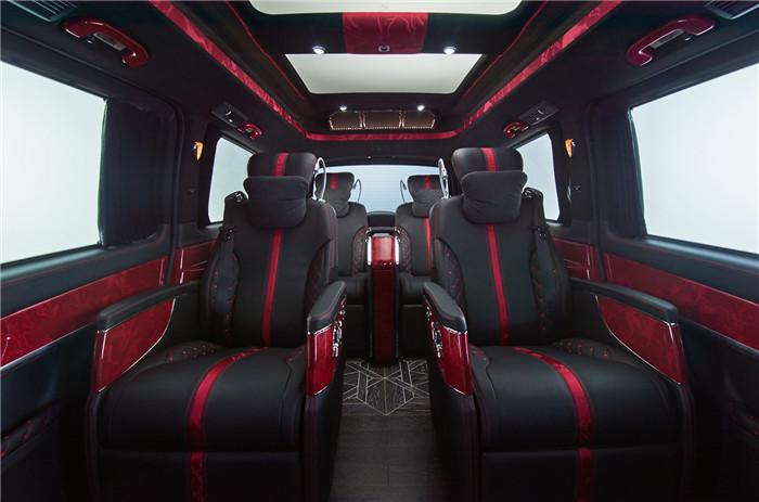 奔驰v260l幻影时尚改装商务车  咨询热线:15088779054