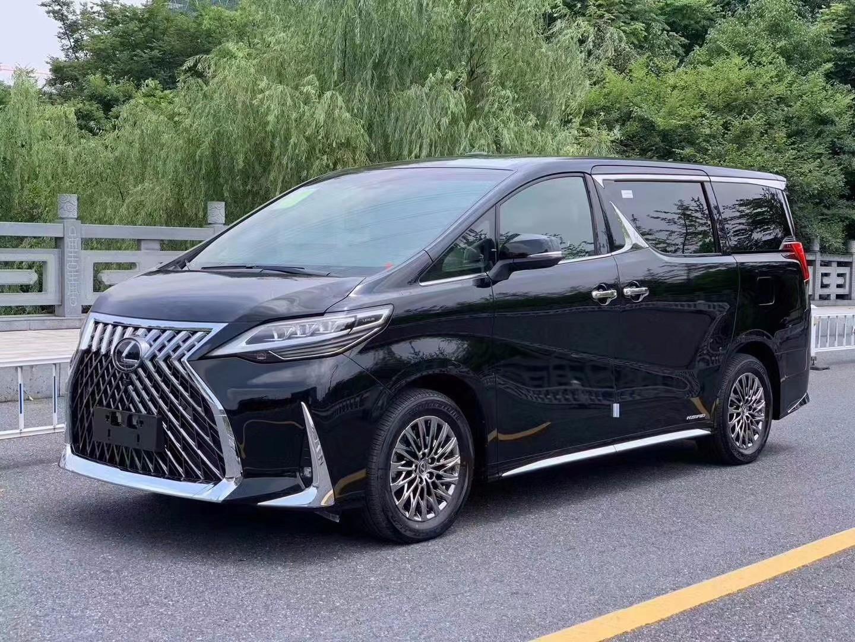 2020款 雷克萨斯lm300 四座销售全国