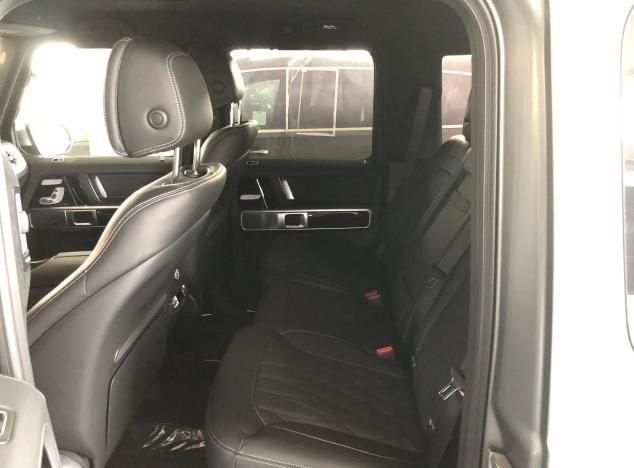 2021款奔驰g63暴躁座驾现车优惠中