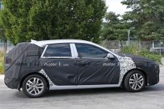 现代伊兰特GT Facelift PHEV谍照曝光 外观变化明显