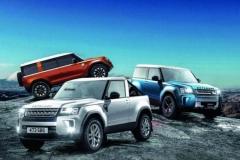 捷豹路虎新车计划发布 5款新车即将来袭