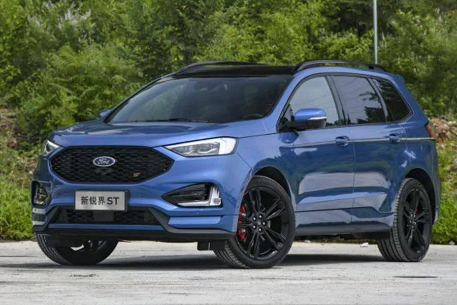 中型SUV新款锐界领衔,福特4款重磅新车将于8月16日上市!