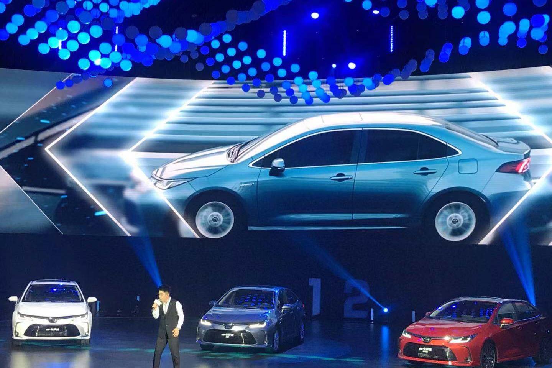 8月9日全新一代丰田卡罗拉开售,入门款就配置了8个气囊