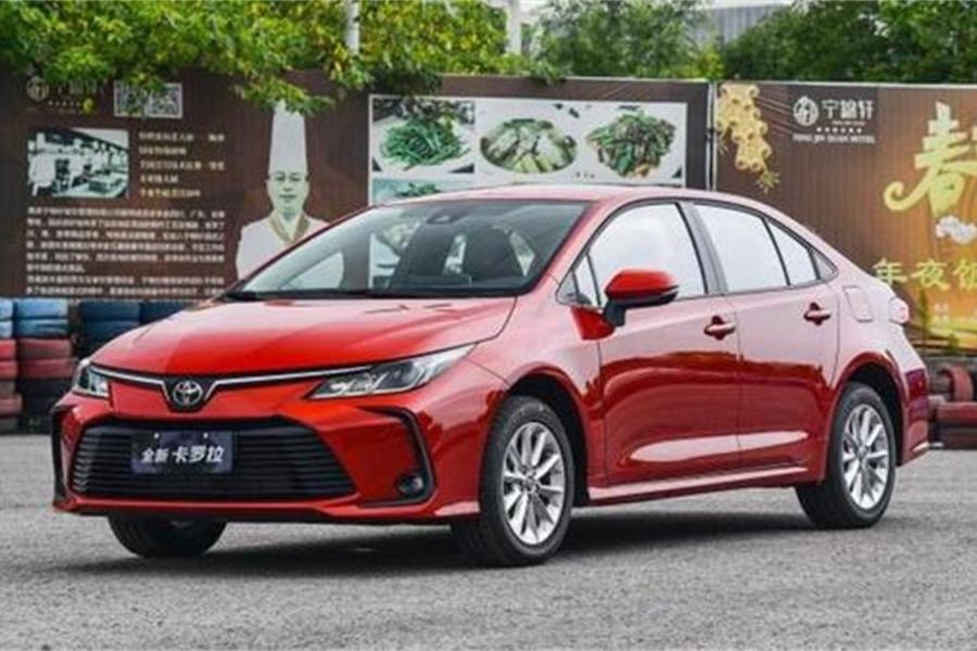 全新丰田卡罗拉8月9日上市了,8款车型到底选哪款更合算呢?