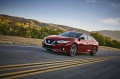 2020款日产Maxima车型海外上市 售价35145美元