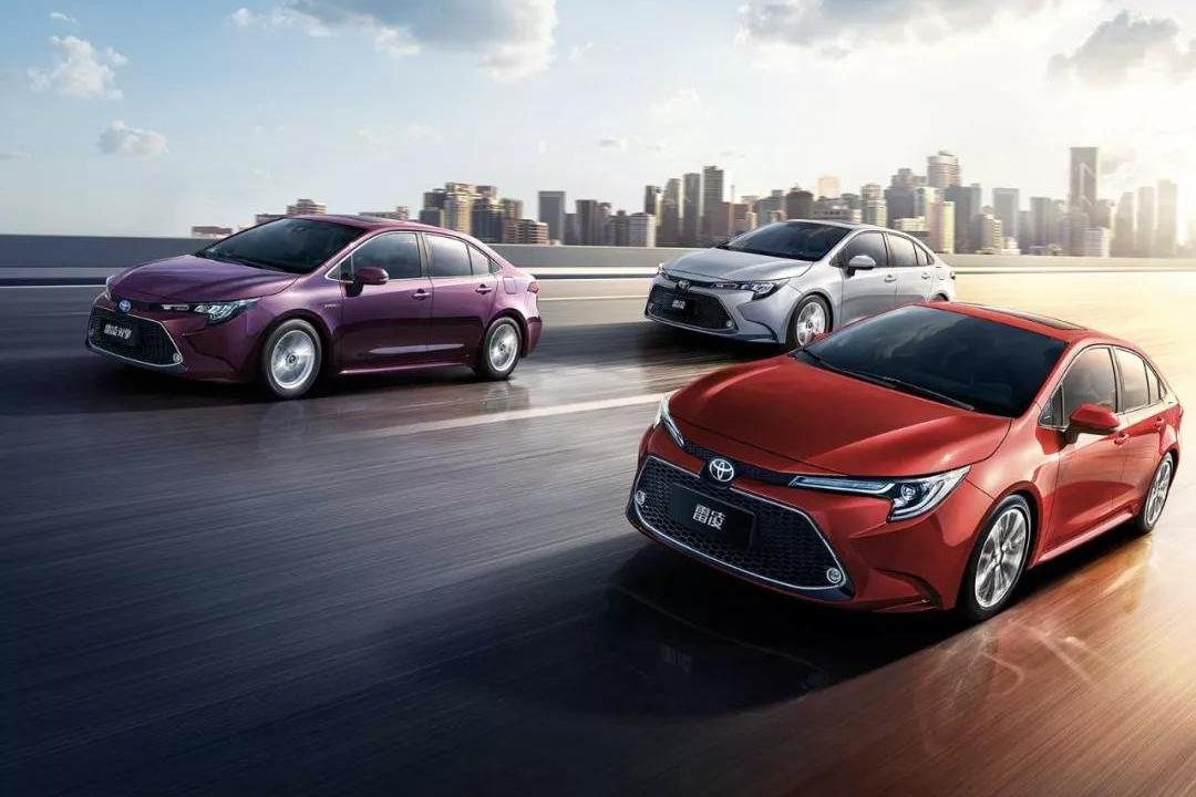 7月轿车销量排行榜曝光!第一不是大众,没有一辆国产