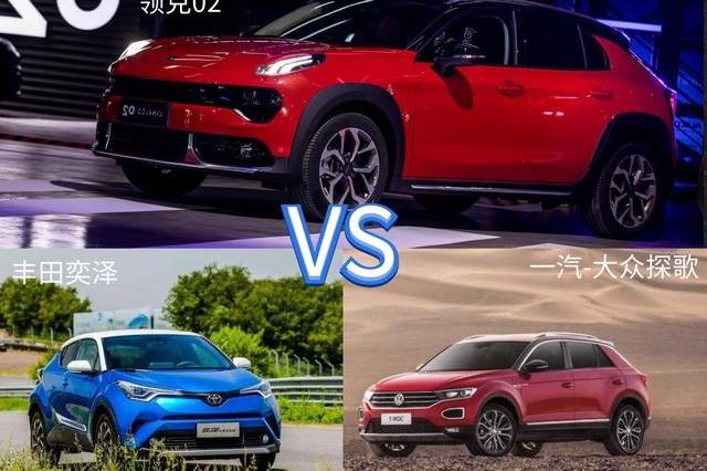 自主与合资的紧凑级SUV之争,谁能更胜一筹?