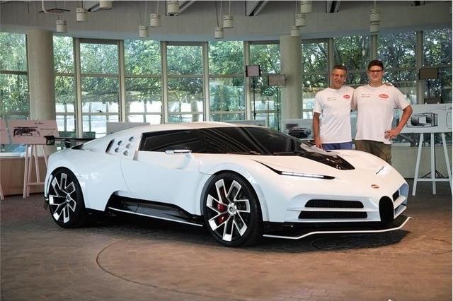 售价890万美元起 布加迪再推新车Centodieci