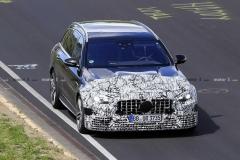 新款梅赛德斯-AMG E63路试谍照曝光 预计2020年亮相