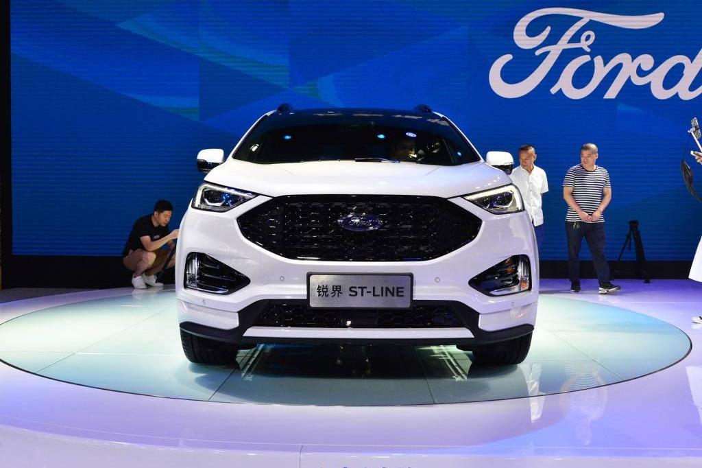 汉兰达 VS 锐界ST-Line,合资中型SUV谁实力更强?