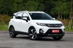 2019款传祺GS3 1.5L车型上市 售7.38-8.88万元