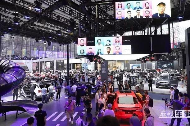 """最能卖车的车展来了,众多新车抢占""""金九银十""""第一棒丨2019成都车展"""