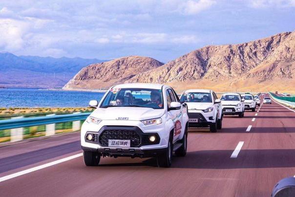 域虎家族全系国六车齐出发 探索边塞之城新疆伊犁