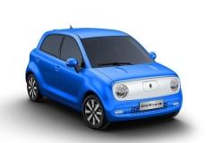 欧拉R1亲子版上市 补贴后售价7.38万元