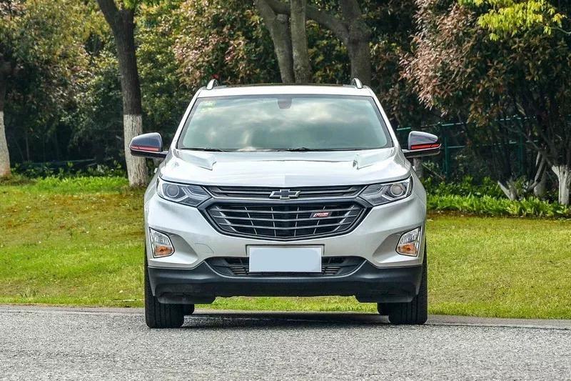 不到15万就能拥有的中级SUV,雪佛兰探界者让竞争对手压力很大