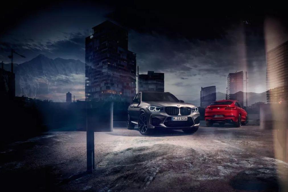 宝马性能车要猛攻了   创新BMW X3 M、X4 M及雷霆版上市