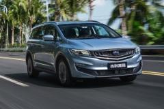 吉利嘉际面向全国推出购车特惠 综合优惠最高可达2万元