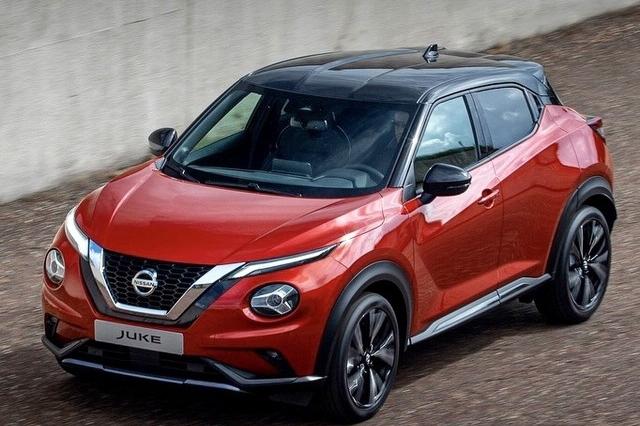 新款日产Juke,还是辣么有个性,会有1.0T版本,117马力,配6MT或7DCT。小车在欧洲挺受欢迎,国内是英菲尼迪ESQ,很少见
