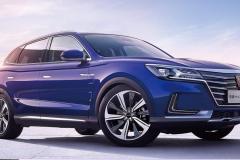 号称智能新物种,超跑底盘,4.8秒破百的纯电SUV,月售不足200辆