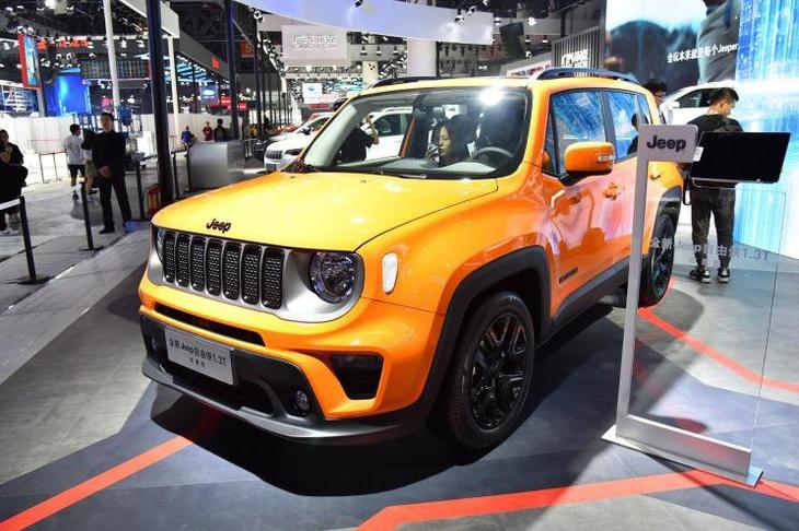 2019成都车展:新款Jeep自由侠正式首发 外观优化/搭指南者同款1.3T引擎