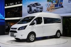 福特新全顺商旅型17.39万起 引领客运市场新趋势