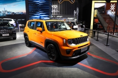 2019成都车展:Jeep自由侠夜鹰版首发 活泼又硬朗
