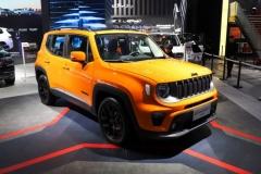 Jeep自由侠1.3T车型曝光 成都车展首发